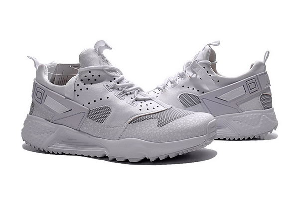 Womens & Mens (unisex) Nike Air Huarache Utility All White 36-45 Promo Code
